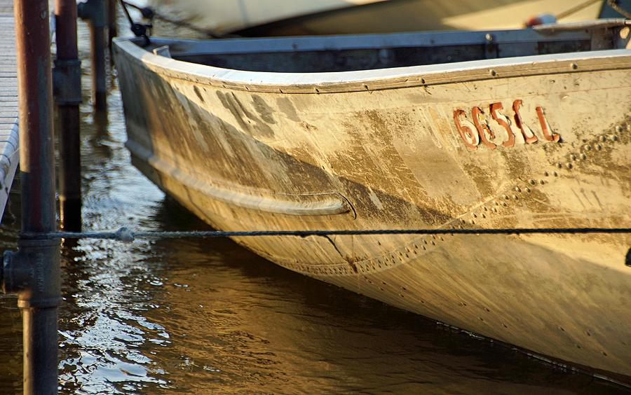 Row Boat Photograph - Row Boat by Thomas Fouch