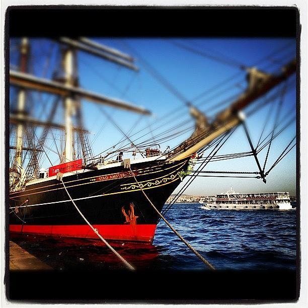 Water Photograph - Sail Boat by Armando Costantino