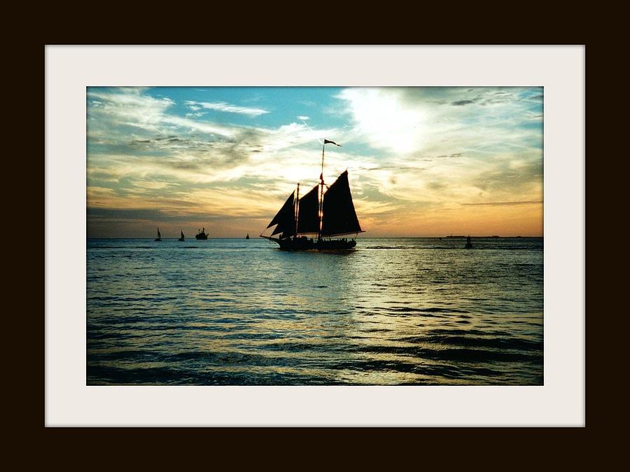 Sailboat Photograph - Sailboat by Bruce Kessler