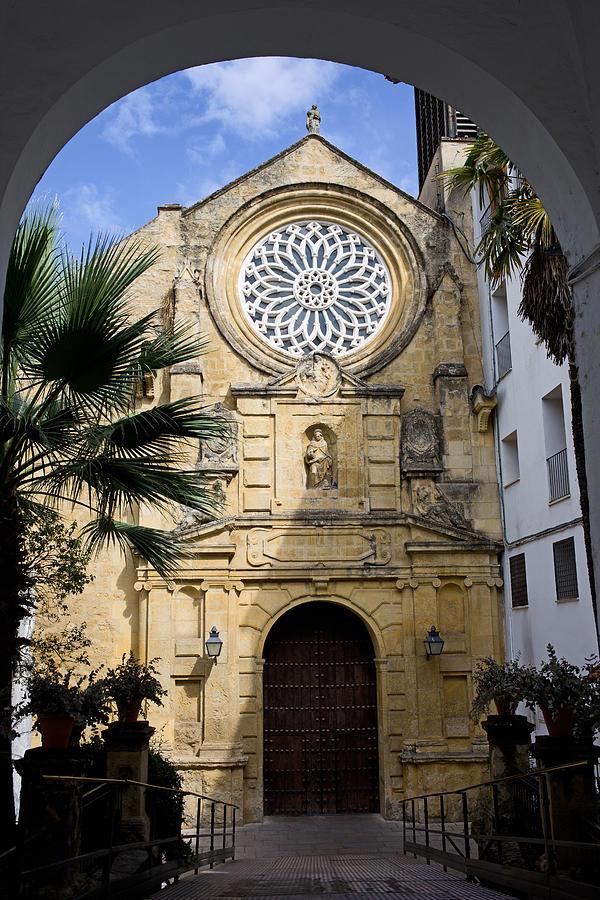 Church Photograph - Saint Paul Church In Cordoba by Artur Bogacki