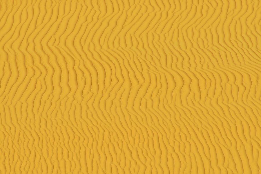 Sand Dune Patterns Photograph by Raimund Linke