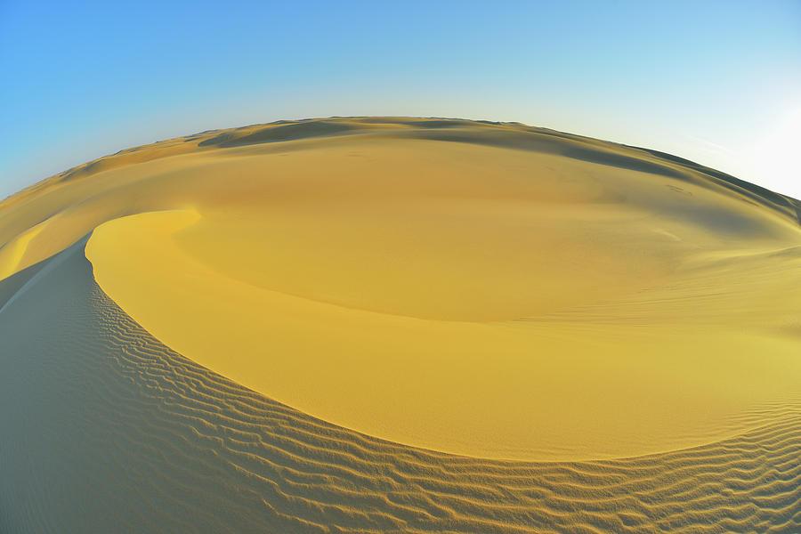 Sand Dune Photograph by Raimund Linke