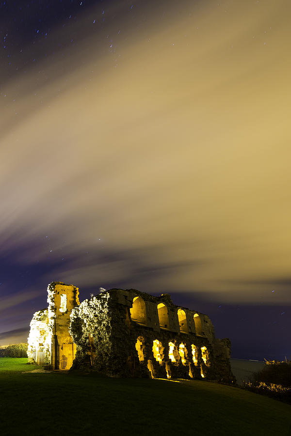 Europe Photograph - Sandsfoot Castle  by Ollie Taylor