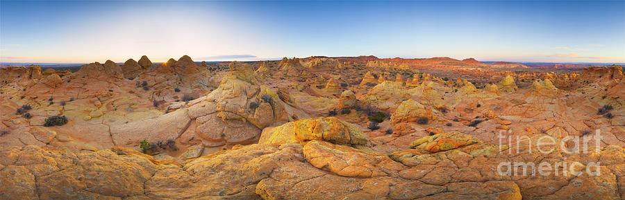 Coyote Buttes Arizona Photograph by Yva Momatiuk John Eastcott
