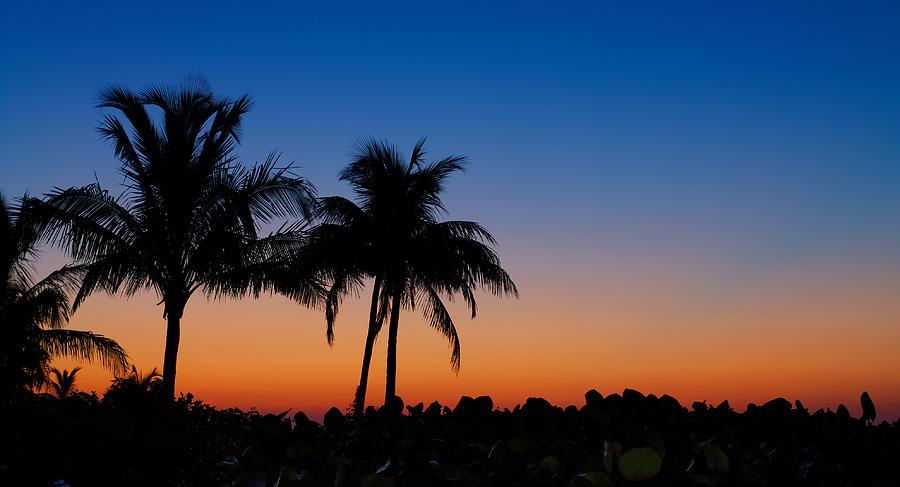 Sanibel Island Florida Sunset by Robert Bellomy