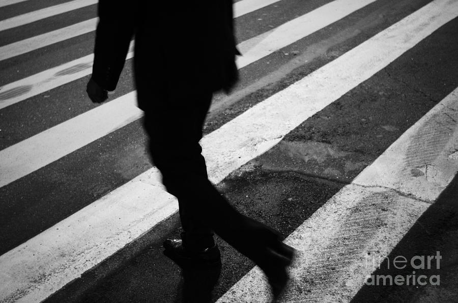 Faa Photograph - Sao Paulo - Streets by Ricardo Lisboa