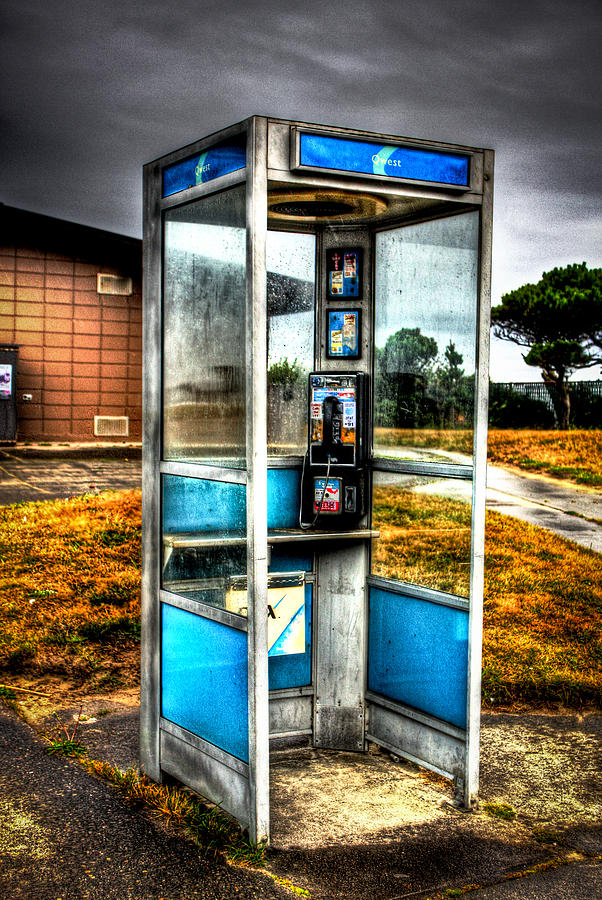 Hdr Photograph - Say Hello by Jimmy Story