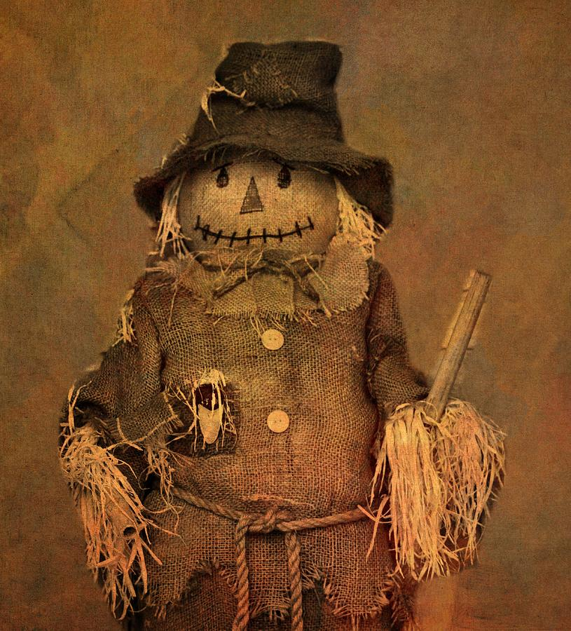 Scarecrow Photograph - Scarecrow by Dan Sproul