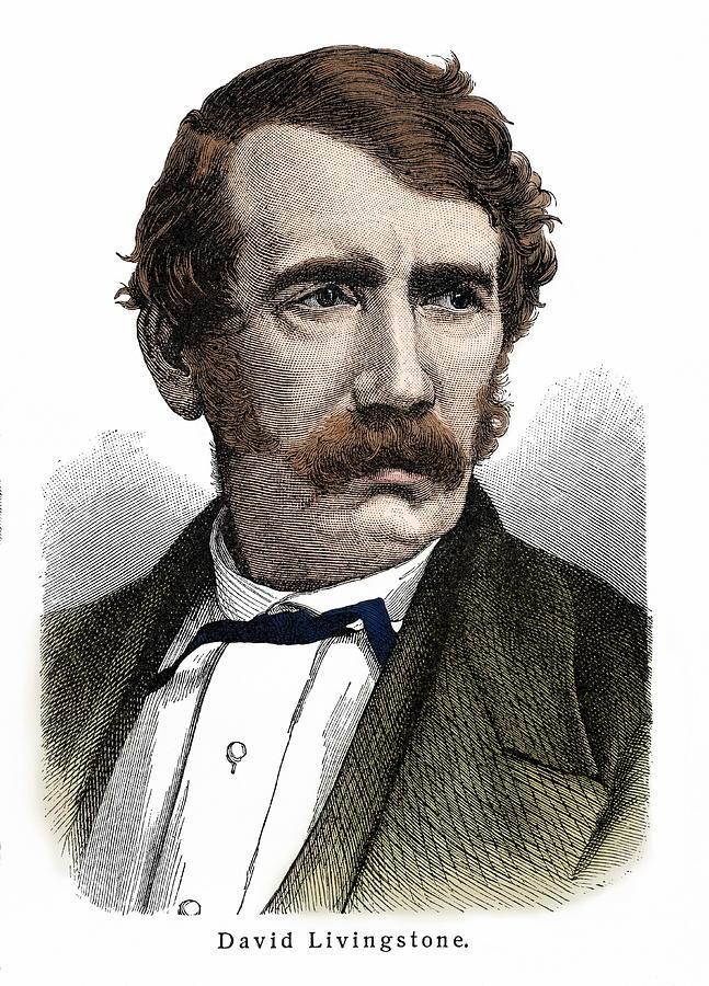 Scottish Explorer David Livingstone