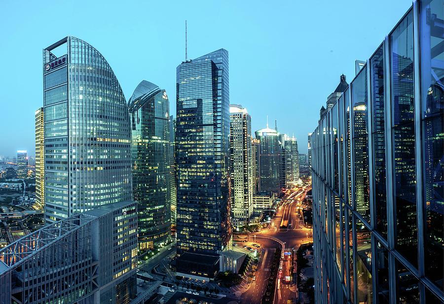 Shanghai Photograph by Butternbear