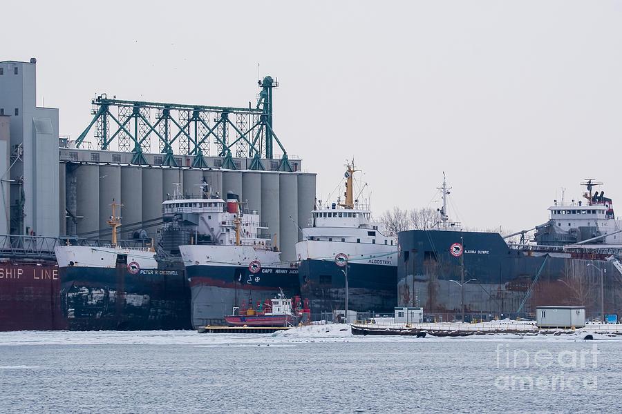 Ships Photograph