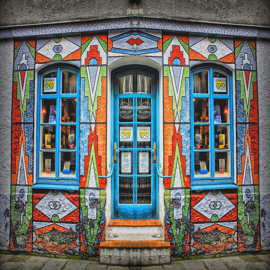 Shop Photograph - Shop Front by Angel Eowyn