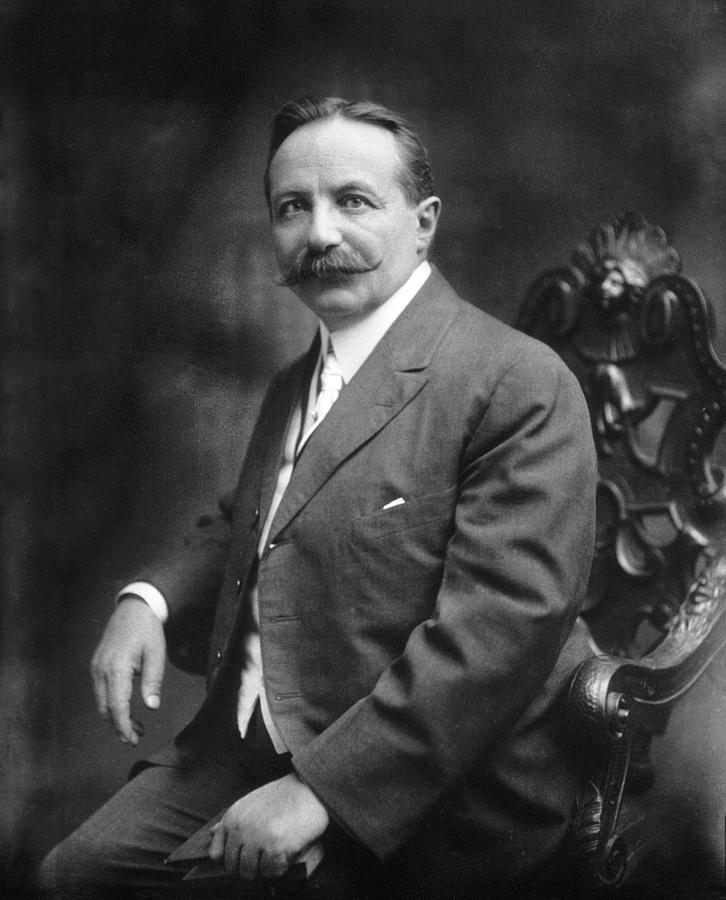 1900s Photograph - Sigard Knopf by National Library Of Medicine