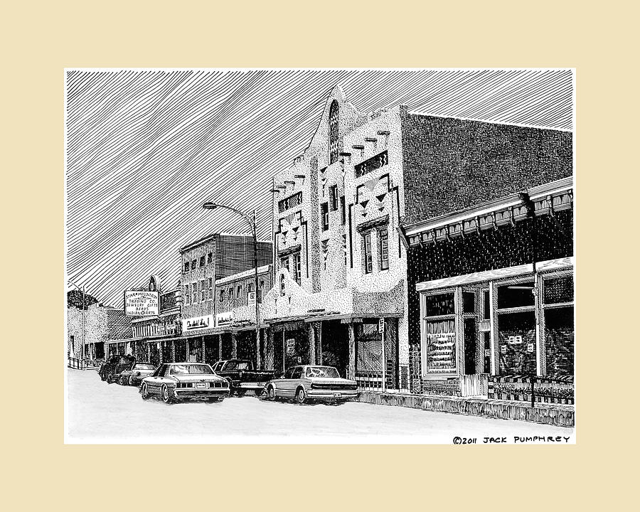 Silver City New Mexico by Jack Pumphrey