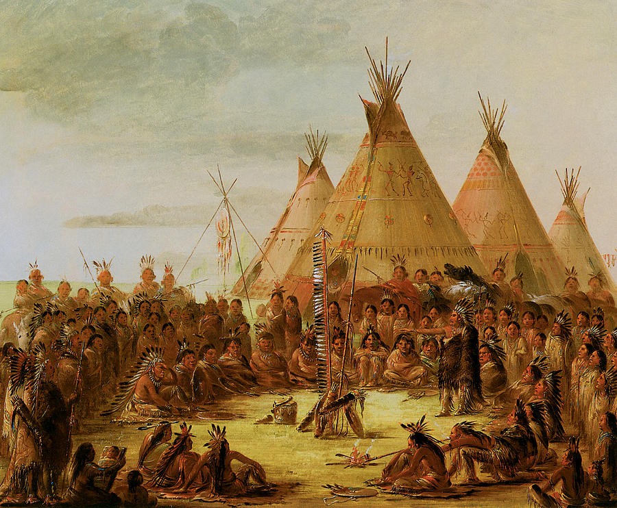 Sioux War Paint Pictures