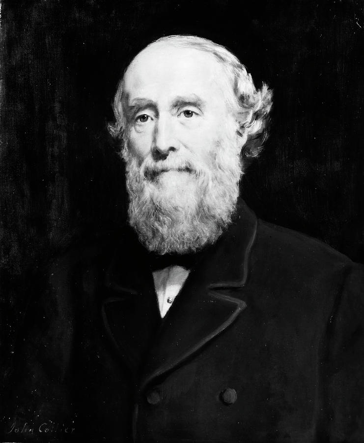 19th Century Painting - Sir George Williams (1821-1905) by Granger
