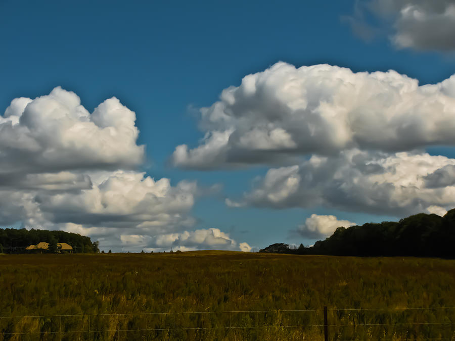 Sky Photograph - Sky by Paulina Szajek