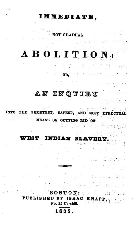 1800s Photograph - Slavery. An Abolitionist Book. The by Everett