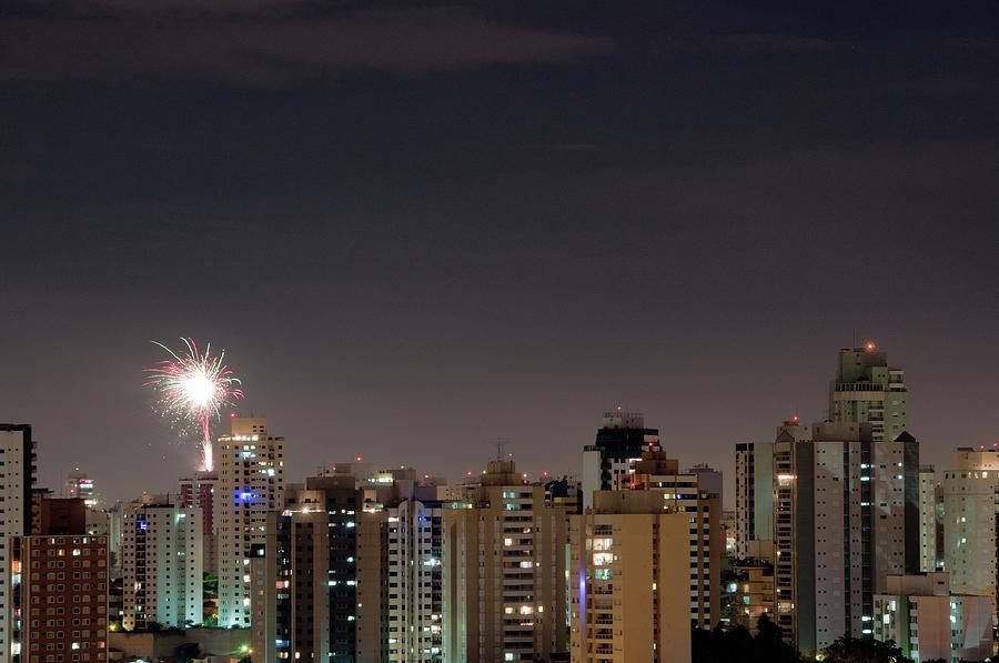 São Paulo Photograph by Priscila Zambotto