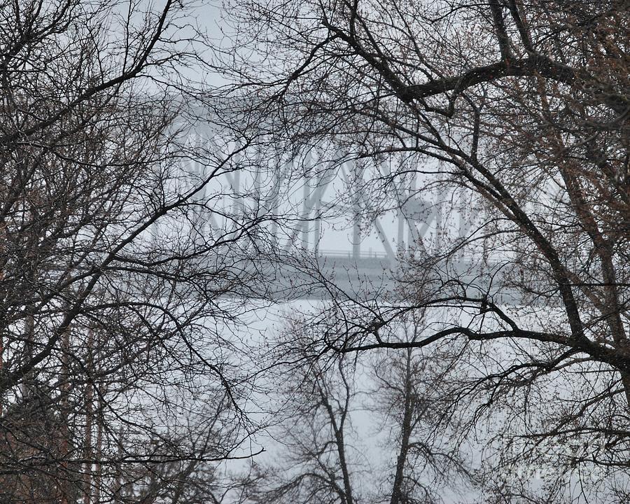 Landscape Photograph - Sky Bridge by Twarog Photography