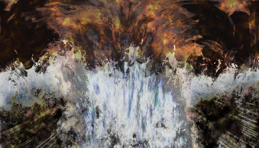 Splashdown by Christopher Gaston