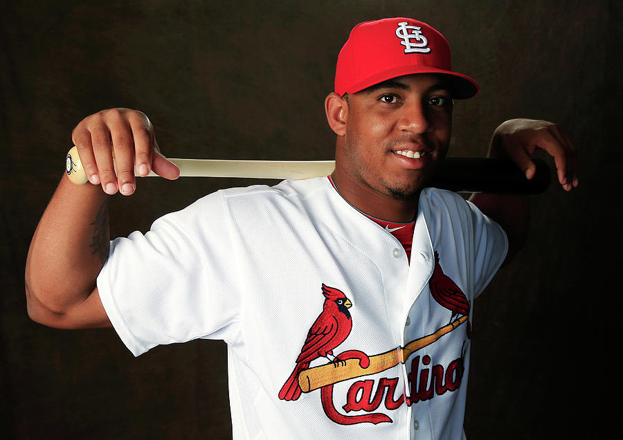 St. Louis Cardinals Photo Day Photograph by Rob Carr