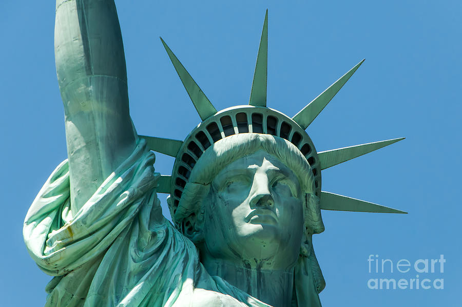 Statue Of Liberty Photograph - Statue Of Liberty by Anthony Sacco