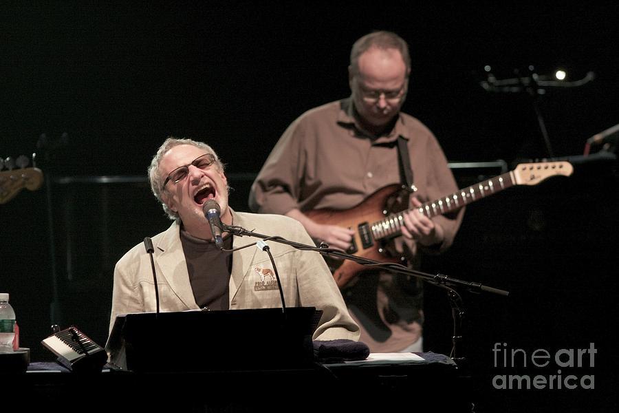 Downloads Photograph - Steely Dan - Donald Fagen And Walter Becker by Concert Photos