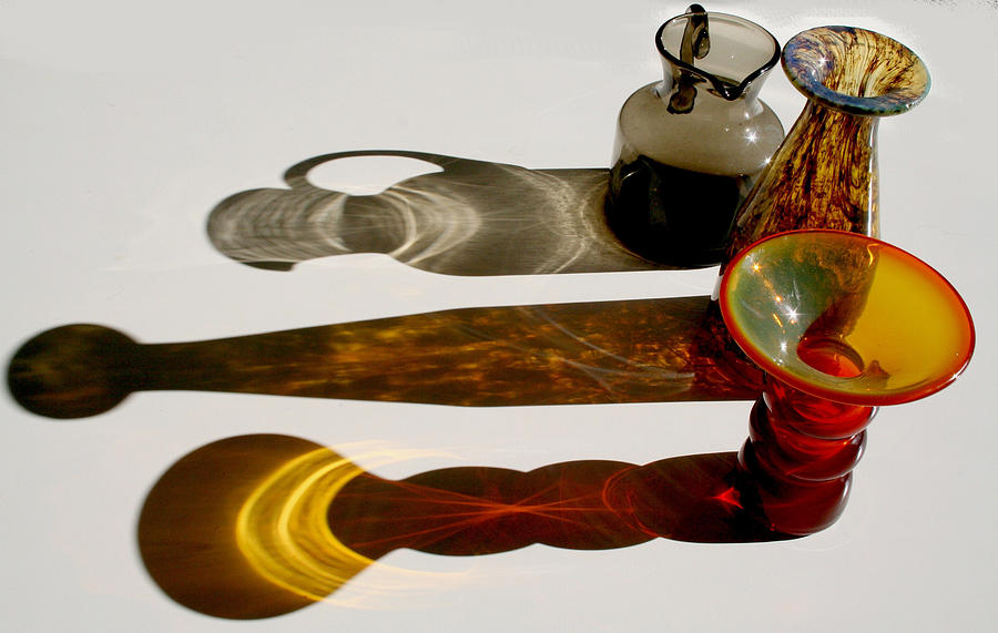 Still Life Pyrography - Still Life by Monika A Leon