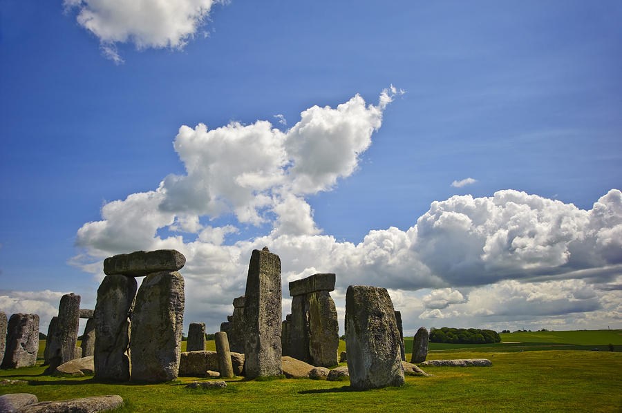 Stonehenge Photograph - Stonehenge by Matthew Gibson