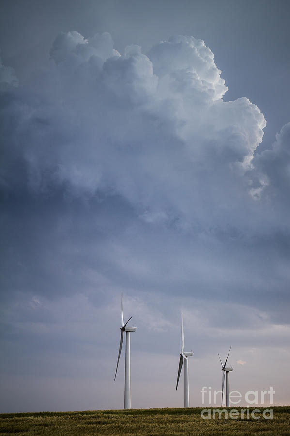 Stormy Skies Photograph - Stormy Skies by Jim McCain