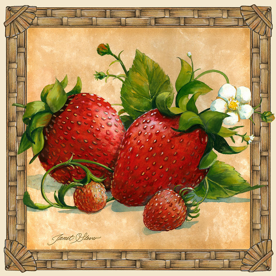 strawberry wallpaper iphone 5