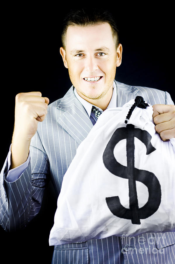 Animated Photograph - Success Brings Wealth by Jorgo Photography - Wall Art Gallery