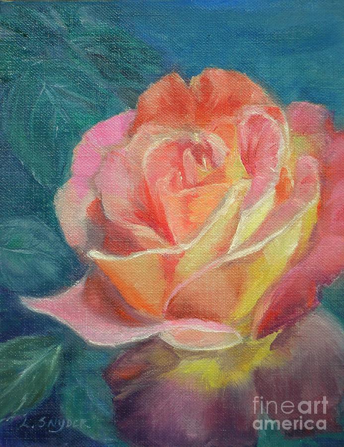 Summer Bloom 1 Painting