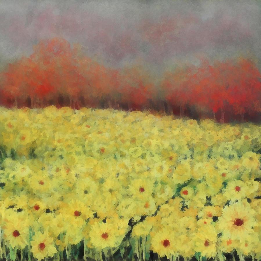 Sunflower Days by Katie Black