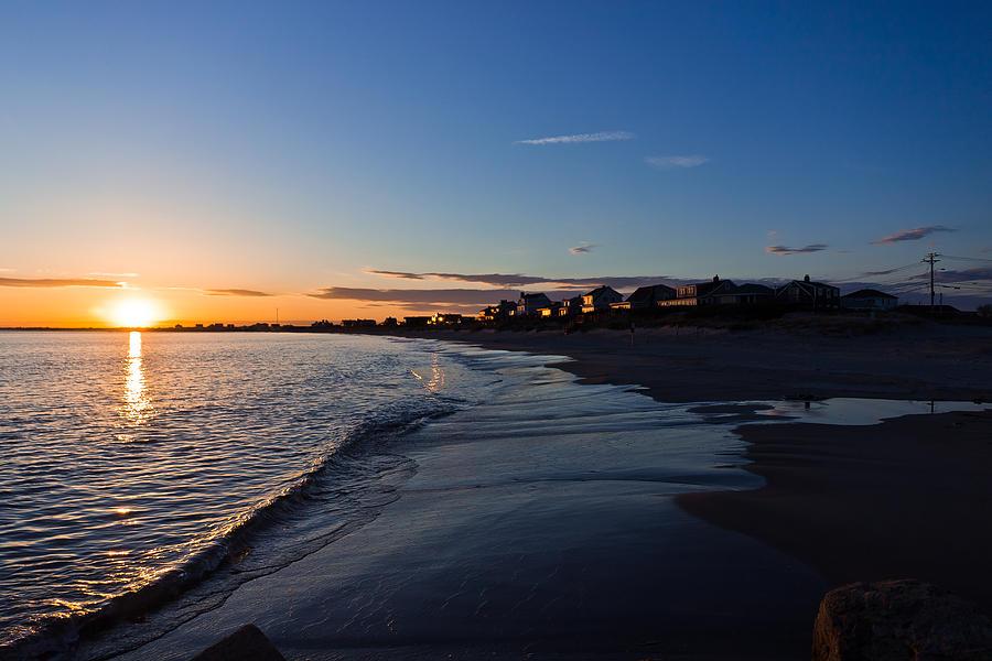 Landscape Photograph - Sunset by Jonathon Shipman