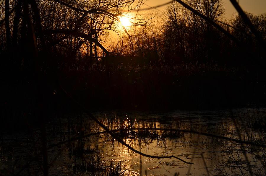 Sunsets Photograph - Sunset10 by Jennifer  King