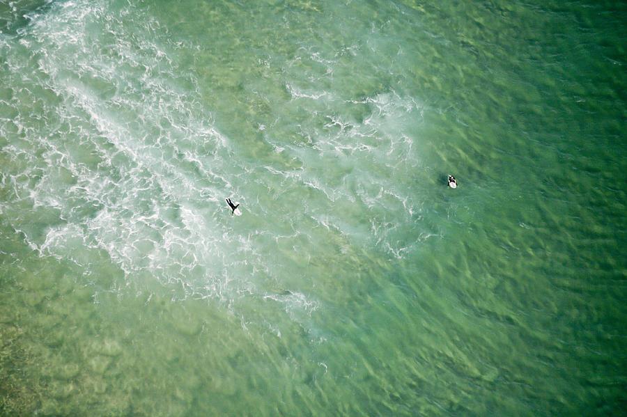 Australia Photograph - Surfers, Gold Coast by Brett Price