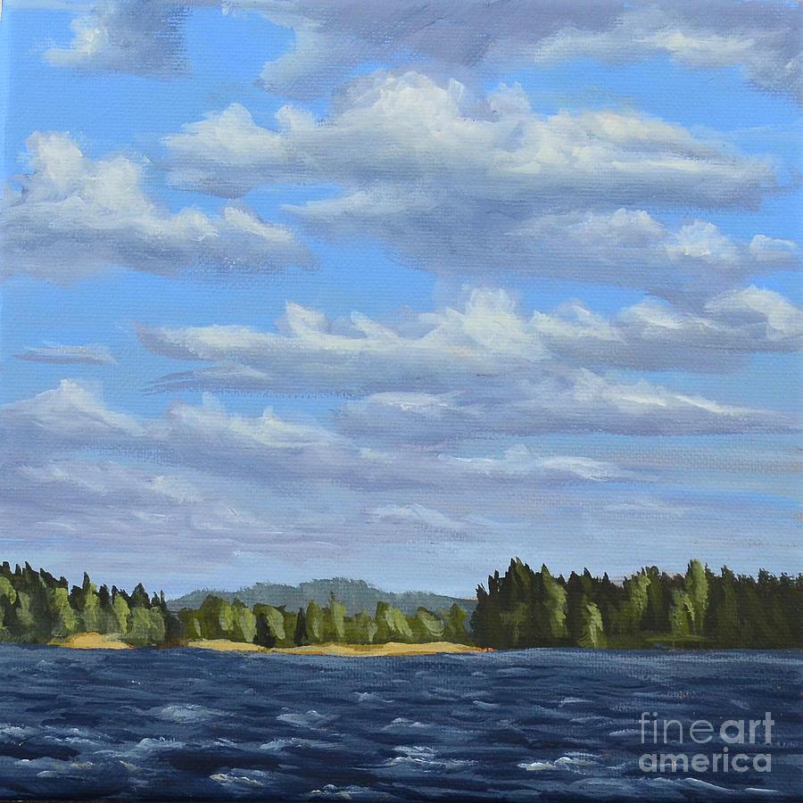 Swedish Summer Lake by Ric Nagualero