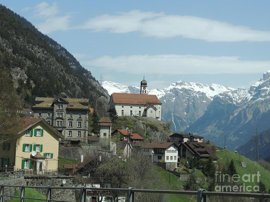 Switzerland by Diane Greco-Lesser