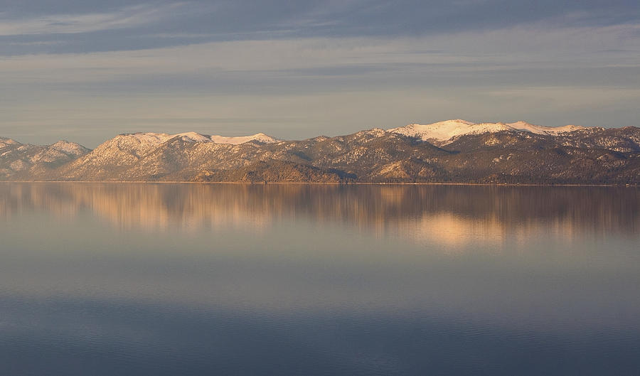 Lake Photograph - Tahoe by Alison Miles