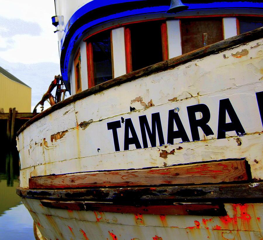Tamara Photograph - Tamara by Mamie Gunning