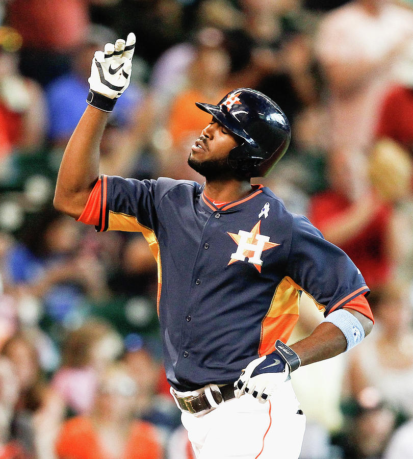 Tampa Bay Rays V Houston Astros Photograph by Bob Levey