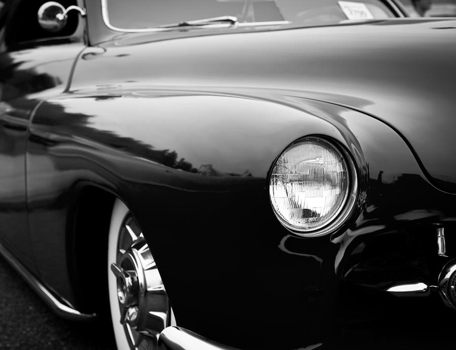 50 Photograph - The 1950 Mercury by David Patterson