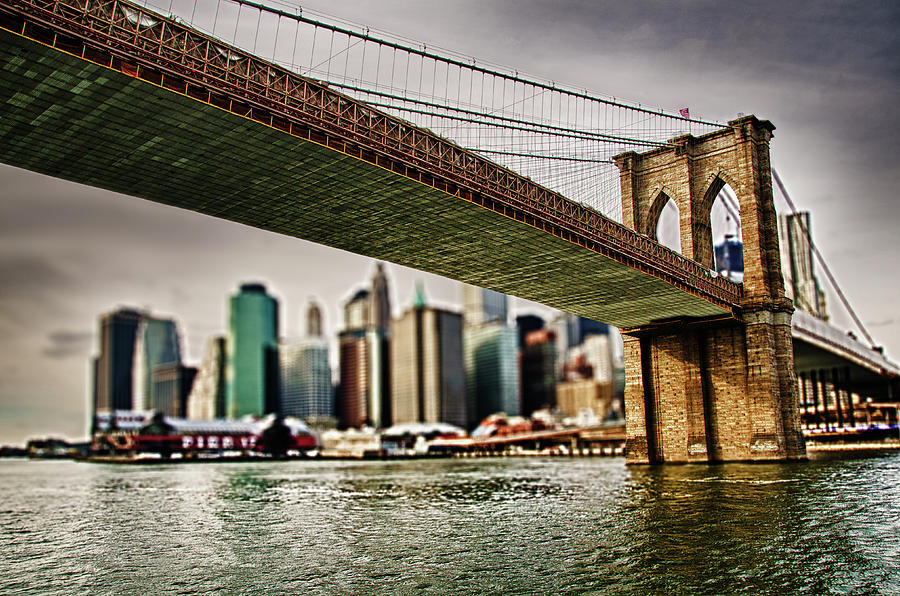 The Bridge Photograph by Alessandro Giorgi Art Photography