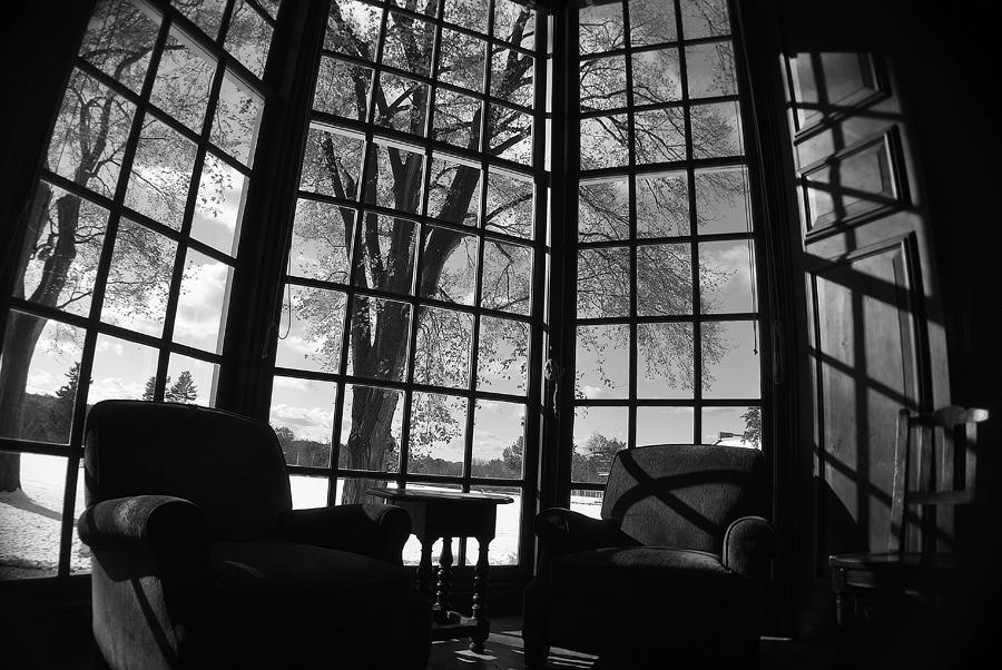 Groton Photograph - The Gardner Room by Marysue Ryan
