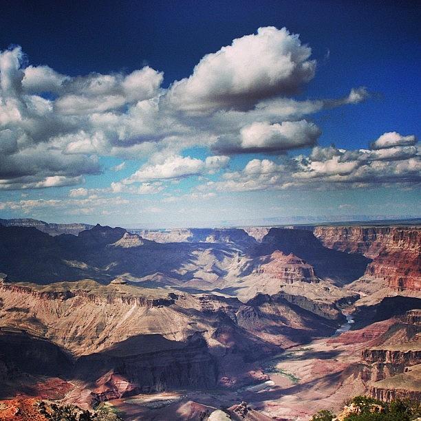 Arizona Photograph - The Grand Canyon - Arizona by Luisa Azzolini