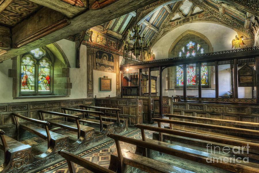 The Hidden Chapel Photograph