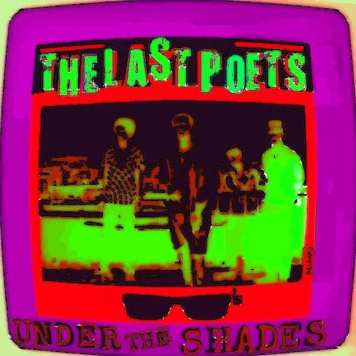 The Last Poets Digital Art by Tony Adamo