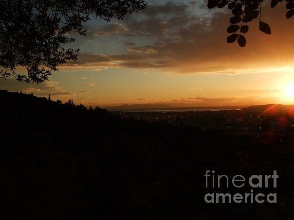 Sunrise Photograph - The Light Of The Dawn-9 by Katerina Kostaki